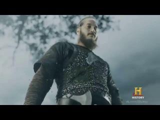 Викинги / Vikings.2 сезон.Промо-тизер [HD]
