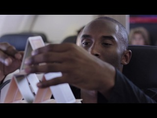 Leo Messi vs Kobe Bryant - Legends on Board - Turkish Airlines